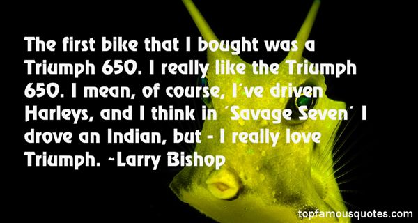 Quotes About Harleys