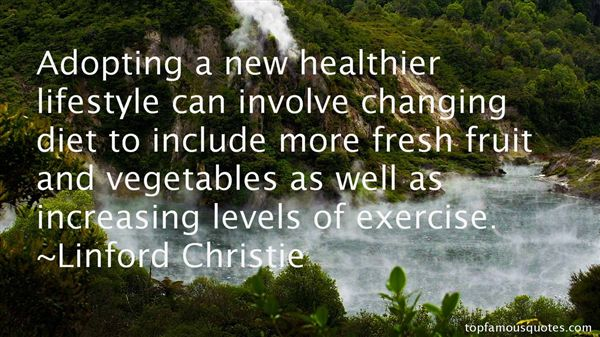 Quotes About Healthier Life