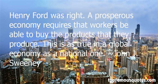 Quotes About Henry Ford