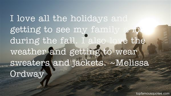 Quotes About Holidays And Family