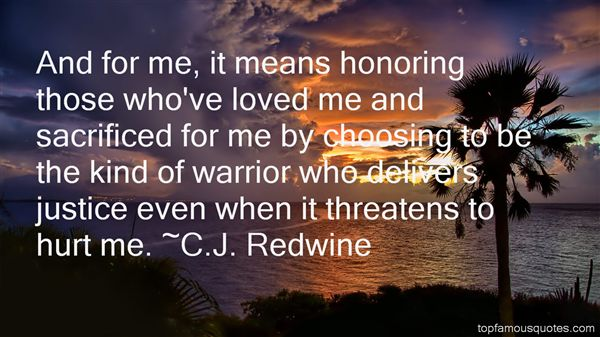 Quotes About Honoring