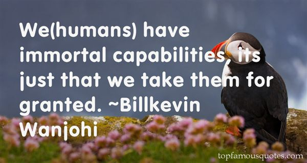 Quotes About Human Capabilities