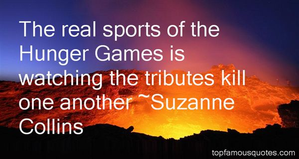 Quotes About Hunger Games