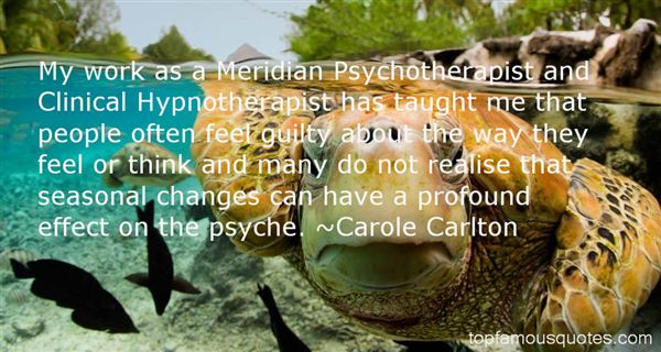 Quotes About Hypnotherapist