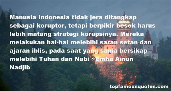 Quotes About Iblis