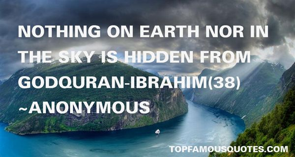 Quotes About Ibrahim