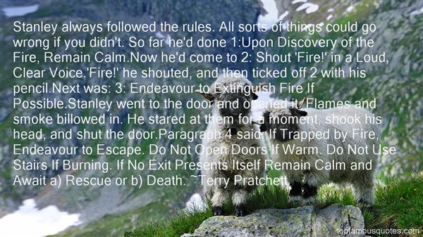 Quotes About Ice And Fire