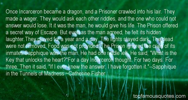 Quotes About Incarceron
