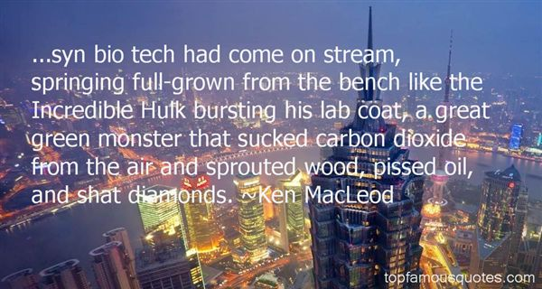 Quotes About Incredible Hulk