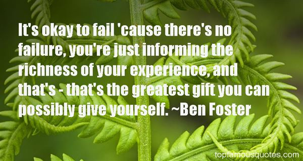 Quotes About Informing Yourself