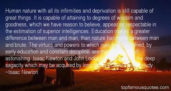 Quotes About Intelligence And Power
