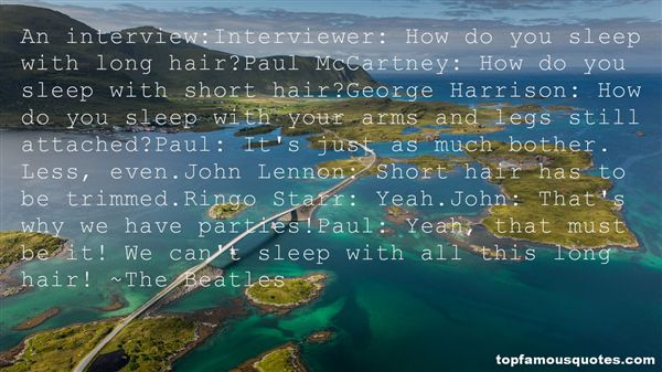 Quotes About Interviewer