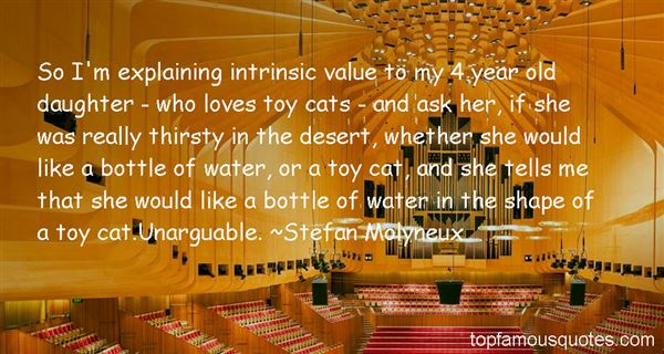 Quotes About Intrinsic Value