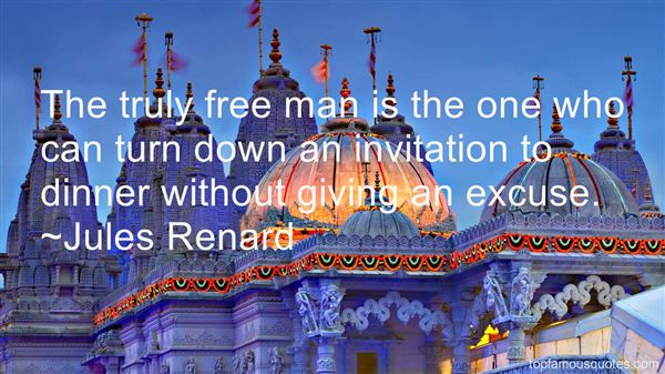 Quotes About Invitation To Dinner