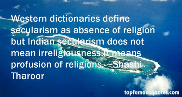 Quotes About Irreligious