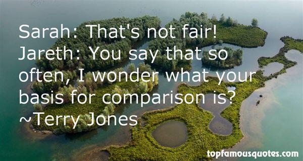 Quotes About Jareth