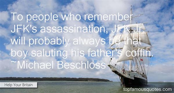 Quotes About Jfk Assassination