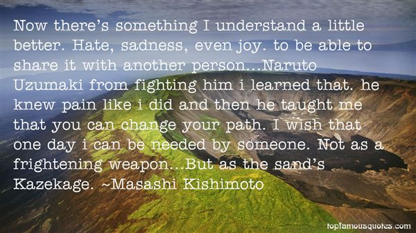 Quotes About Kazekage