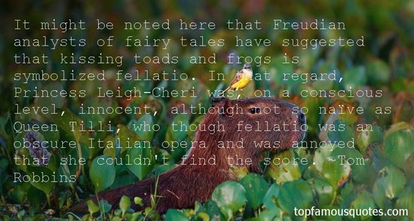 Quotes About Kissing Toads
