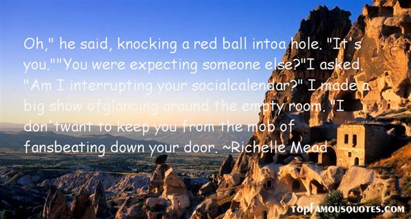 Quotes About Knocking Me Down