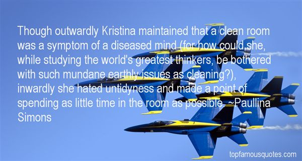 Quotes About Kristin