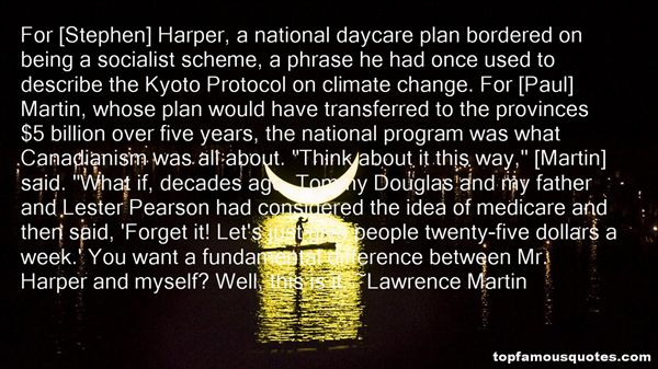 Quotes About Kyoto Protocol