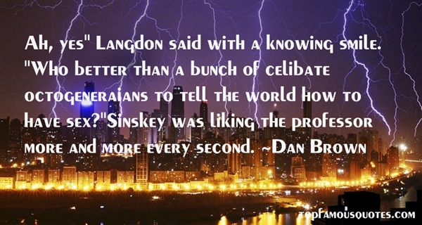 Quotes About Langdon
