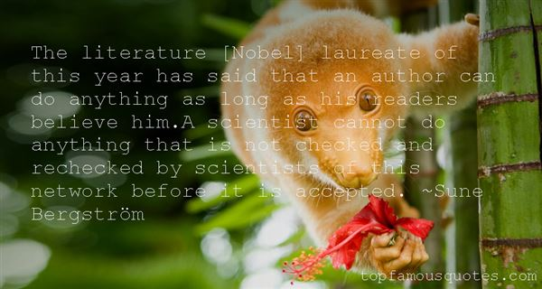 Quotes About Laureate