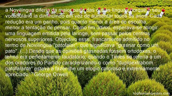 Quotes About Lingua Franca