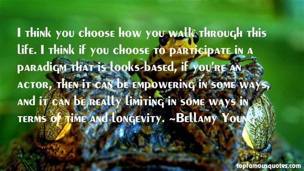 Quotes About Longevity