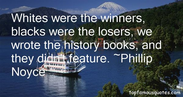 Quotes About Losers