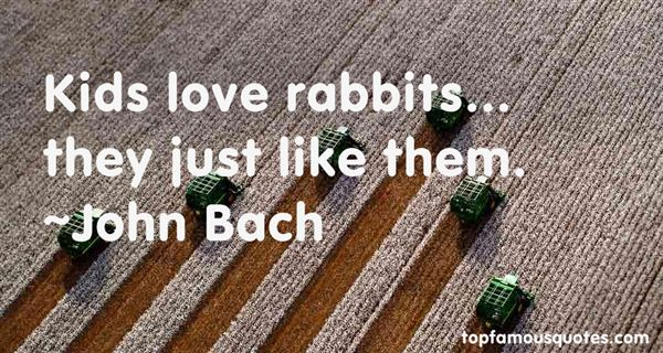 Quotes About Love Rabbits
