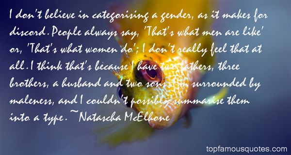 Quotes About Maleness