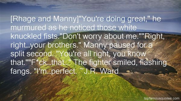 Quotes About Manny