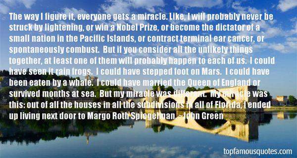 Quotes About Margo Roth Spiegelman