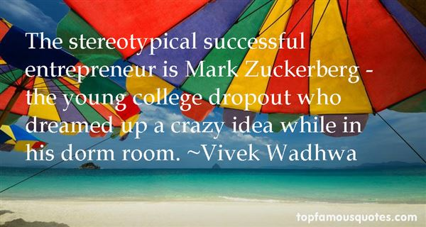 Quotes About Mark Zuckerberg