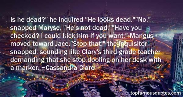 Quotes About Maryse