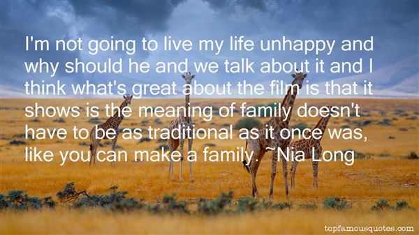 Quotes About Meaning Of Family