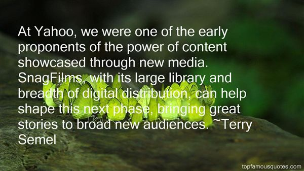 Quotes About Media Audiences