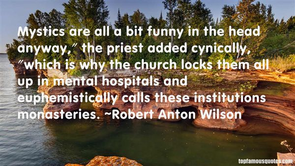 Quotes About Mental Hospitals