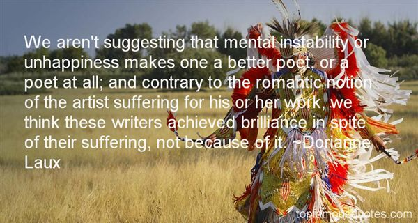 Quotes About Mental Instability