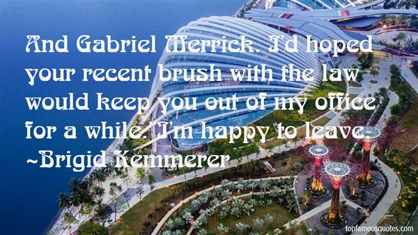 Quotes About Merrick