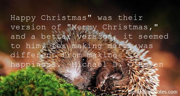 Quotes About Merry Making