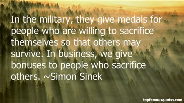 Quotes About Military Medals
