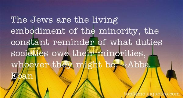 Quotes About Minorities