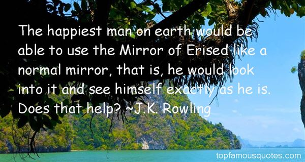 Quotes About Mirror Of Erised