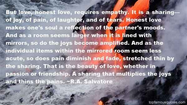 Quotes About Mirrors And Love