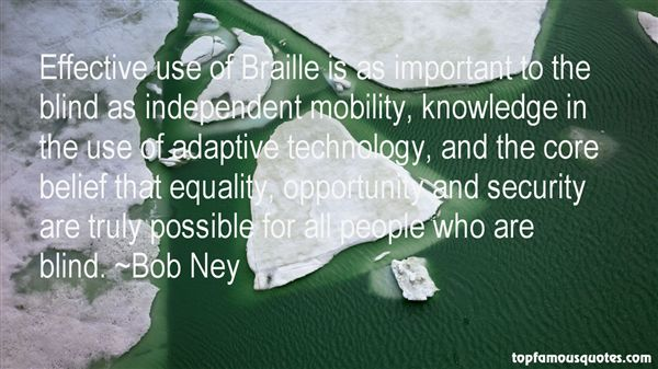 Quotes About Mobility