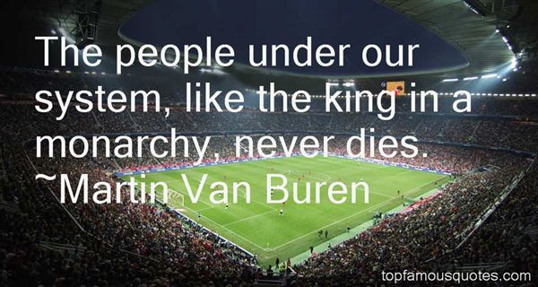 Quotes About Monarchy
