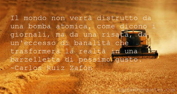 Quotes About Mondo